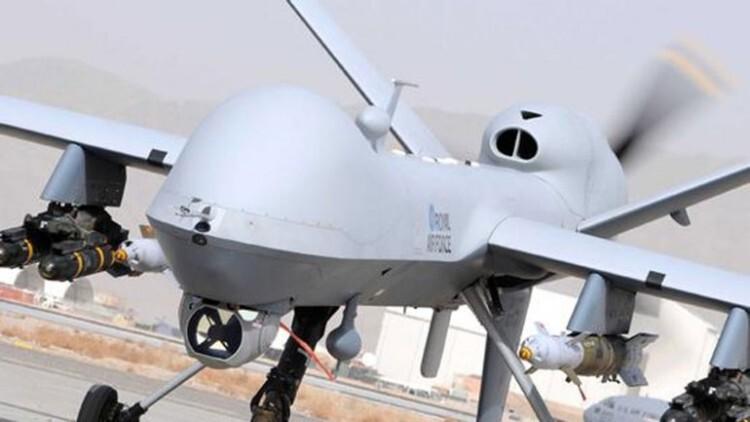 Cómo es el drone que mató a dos yihadistas británicos del Estado Islámico (3)