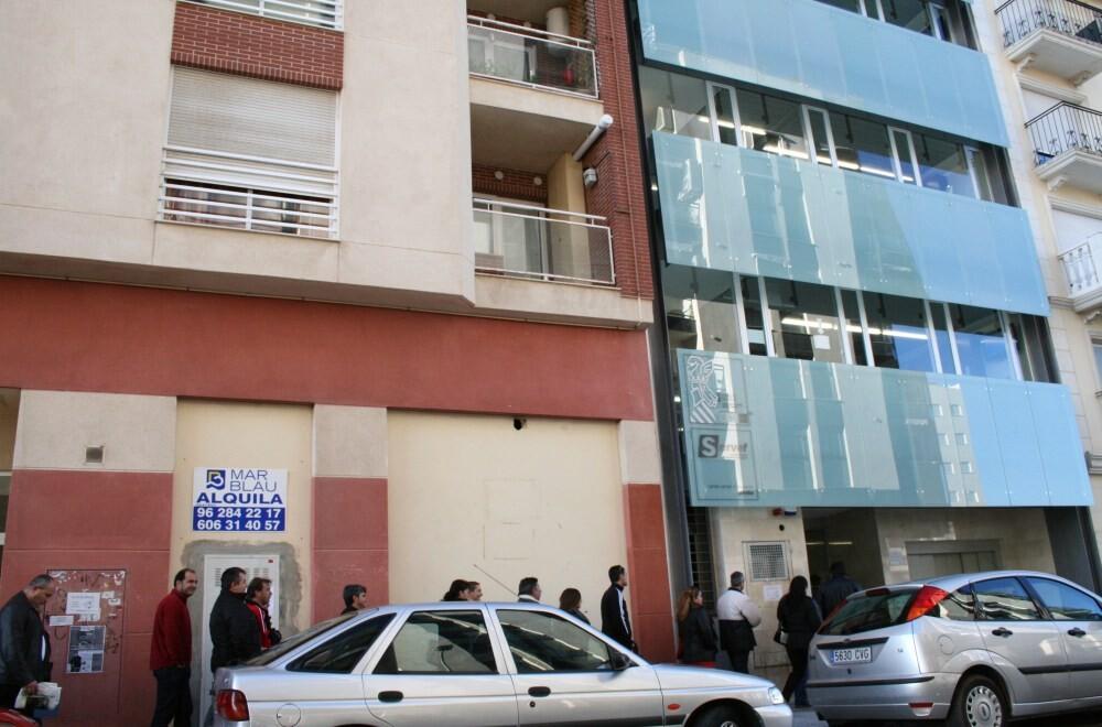 CSI•F urge al Ministerio de Empleo a sustituir a dos técnicos de la oficina de Gandia para evitar un retraso en las prestaciones