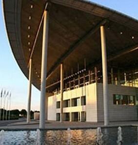 Calabuig propondrá a Sylvia Andrés para que asuma la dirección del Palacio de Congresos.