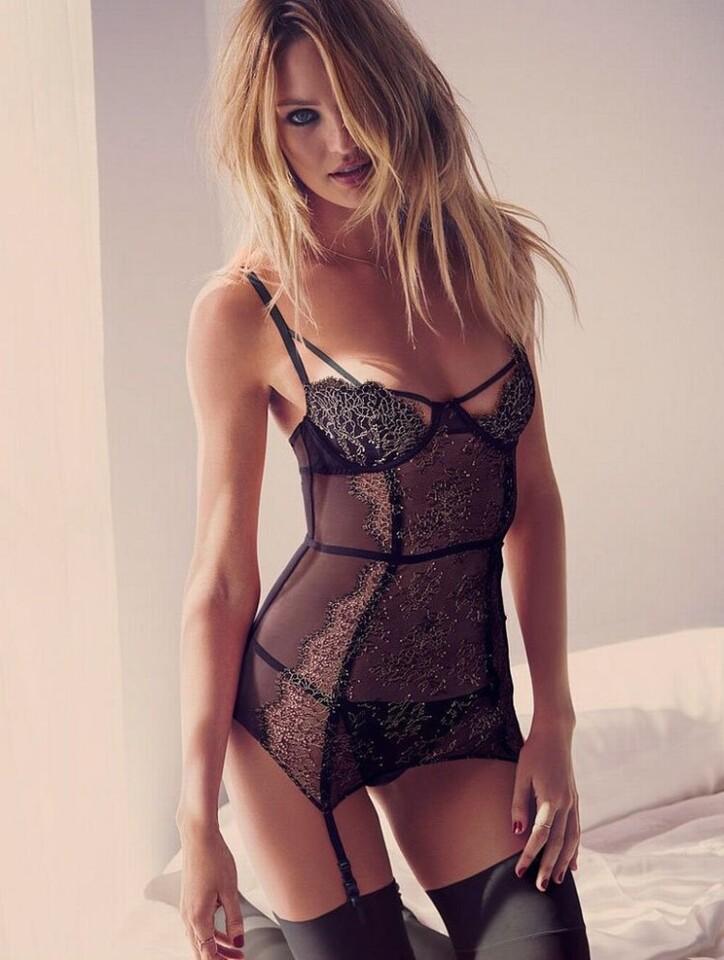 Candice Swanepoel modelo de Victoria s Secret se cayo (3)