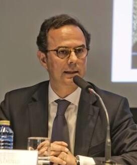 Carlos Castillo, portavoz del grupo Popular en la Diputación de Alicante.