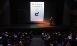 Carlos Madrid presentó la nueva imagen de la VIII edición de La Cabina.