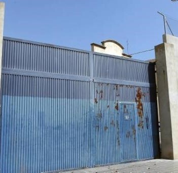 Centro de Internamiento para Extranjeros (CIE) de Zapadores.