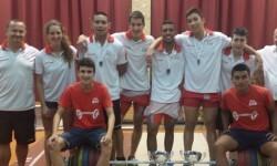 Cinco halteras del Valencia C.H. participan en el campeonato autonómico