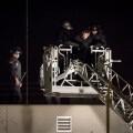 Cinco policías resultaron heridos en el motín del CIE de Zapadores.