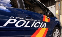 Coche de la Policía Nacional (Foto-Valencia Noticias).