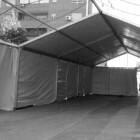 València limita estas Fallas la instalación de carpas y mercadillos junto edificios protegidos de Ciutat Vella