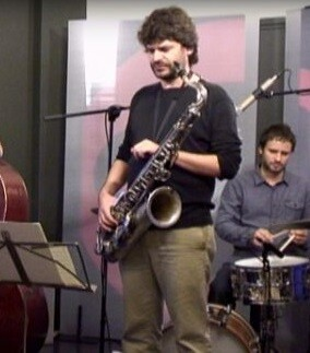 David Mengual Slow Quartet.