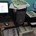Desmantelan en Colombia una imprenta que producía millones de euros falsos.