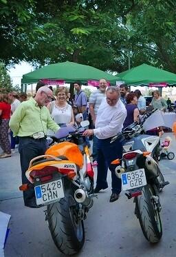 Durante todo el día los vecinos y vecinas del municipio y de otras localidades cercanas pudieron disfrutar del evento.