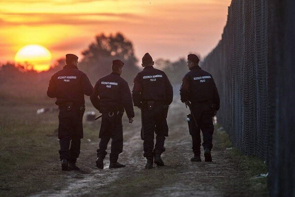 El Ejército húngaro podrá usar métodos coercitivos en sus fronteras contra los refugiados.