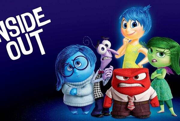 El Hemisfèric proyectará la película de animación de Disney Pixar 'Del Revés (Inside Out)'. (Foto-Disney-Pixar).