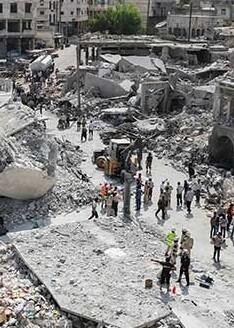El Observatorio Sirio para los Derechos Humanos confirmó el acuerdo entre las partes.