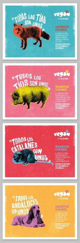 El Vegan Fest Alicante retira su campaña en las redes sociales tras herir la sensibilidad de diferentes colectivos