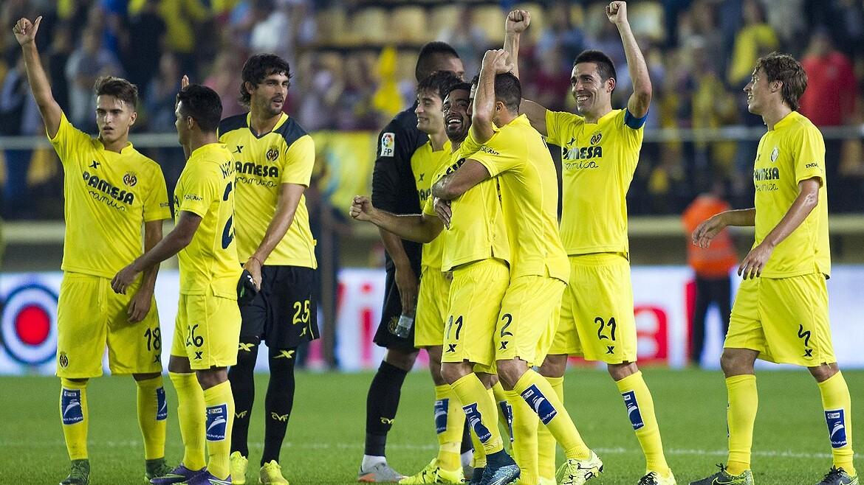 El Villarreal supera al Atlético 1-0 y se sitúa en lo más alto de Primera