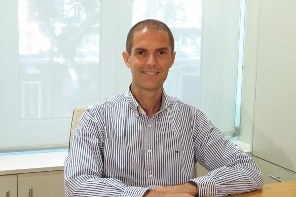 El doctor Pablo López Fuentes.