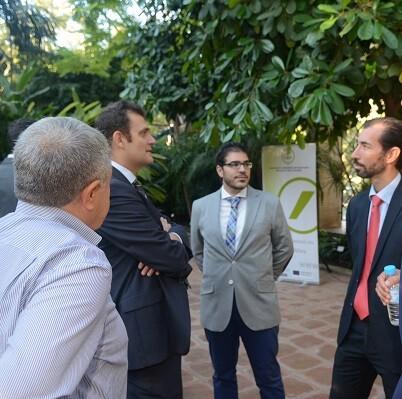 El evento de cierre de la segunda fase se celebró ayer tarde en el Jardín Botánico de Valencia.