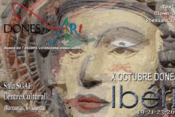 El festival 'Octubre Dones' presenta su X edición en Valencia.