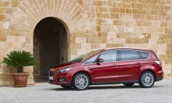 El nuevo Ford SMax llega a la Red Ford de Valencia.