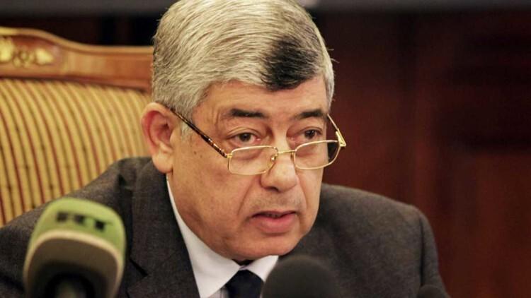 El primer ministro egipcio, Mohamed Ibrahim