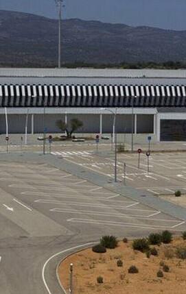 El primer vuelo que acogió el aeropuerto tuvo lugar el 11 de diciembre de 2014.