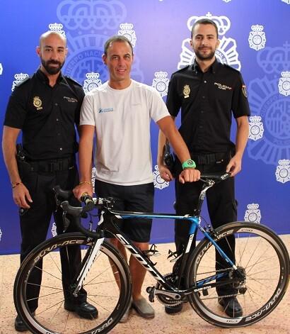 El valor real de la bicicleta se sitúa en torno a los 12.000 euros.