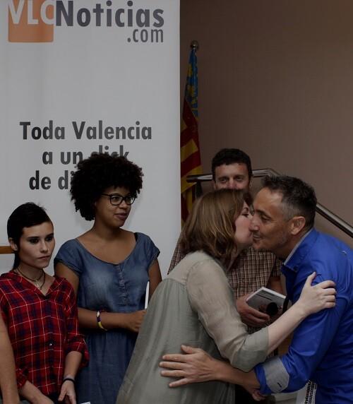 Encuentros 'Libro, Vuela Libre' 2015. (Foto-Valencia Noticias).