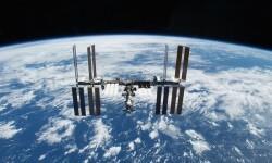 Estacion Espacial Internacional.