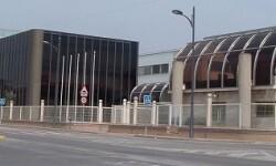 Fabrica de porcelanas Lladró en Tavernes Blanques (Valencia).