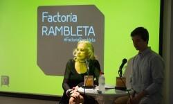 Factoría Rambleta se asienta como nuevo eje en la programación de Espai Rambleta.