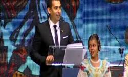 Fallas; Los rostros de la emoción en la Corte de honor y candidatas a Fallera Mayor de Valencia (2)