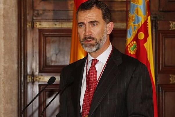 Felipe VI presidirá la entrega de los Premios Rey Jaime I en Valencia.