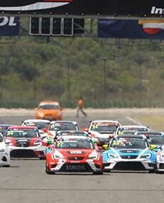 Fernando Monje también vuelve con Campos Racing, tras obtener un destacado 3º puesto en Monza .