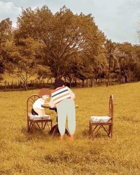 Fotograma del corto de animación 'Una gallina', de Alejandra Arboleda.