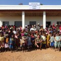 GNRD Spain y el escritor valenciano Carlos Gómez participan en la construcción de un comedor y una escuela en Madagascar. (Foto-Valencia Noticias).