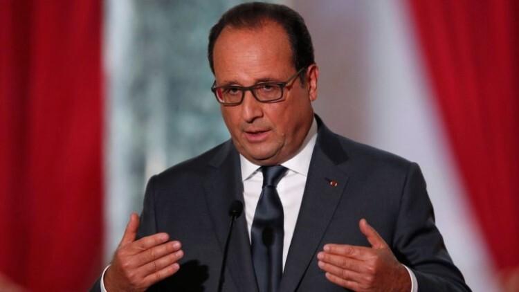 Hollande dio una conferencia de amplio espectro, en la queaclaró los planes de Francia contra ISIS