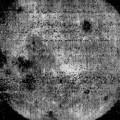 Imagen del lado oscuro de la Luna tomada en 2005 por la NASA.