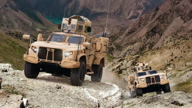 JLTV, el vehículo militar que reemplazará al histórico Hummer (1)