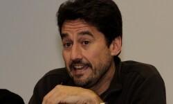 Jordi Peris de València en Comú representa al Ayuntamiento en  el encuentro 'Ciudades por el bien común'. (Foto-Valencia Noticias).