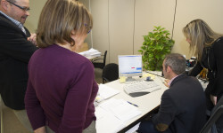 La Diputación da un paso decisivo en transparencia al retransmitir online la licitación de un contrato de más de 5 millones de euros