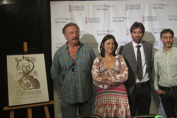 La Diputación  de Valencia cogestionará El Teatro Principal.