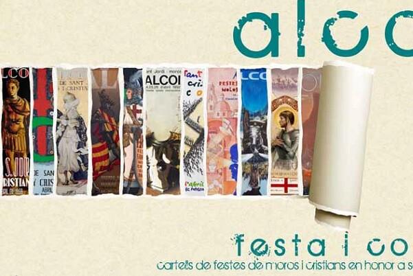 La Galería El Tossal presenta la exposición 'Alcoy, Fiesta y Color'.