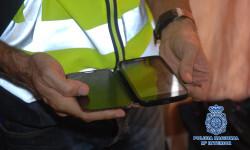 La Policía Nacional detiene a un hombre que extorsionaba con fines sexuales a jóvenes en Internet (1)