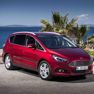 La Red Ford de Concesionarios Oficiales de la provincia de Valencia ha recibido ya las primeras unidades del renovado S-Max.
