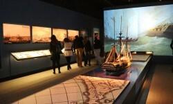 La exposición 'El último viaje de la Fragata Mercedes' afronta sus últimos días en el MARQ.