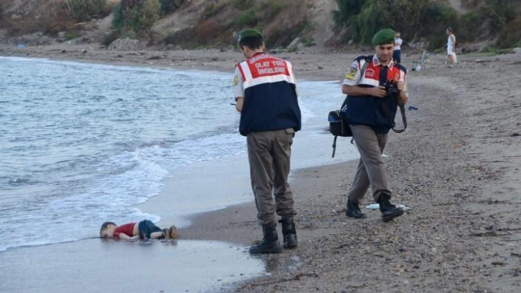 La fotógrafa del niño muerto Sólo quería mostrar el dolor que sentí al ver a Aylan