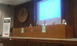 La presentación del libro 'Por un nuevo proyecto de país' congregó a 300 personas.