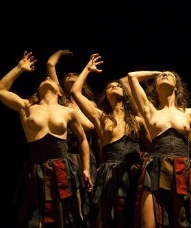 Las ayudas a las giras de teatro, suponen 167.204 euros de las subvenciones.
