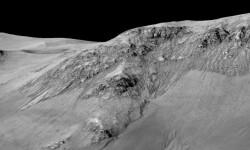 Las imágenes de Marte donde la NASA ve huellas de agua (6)