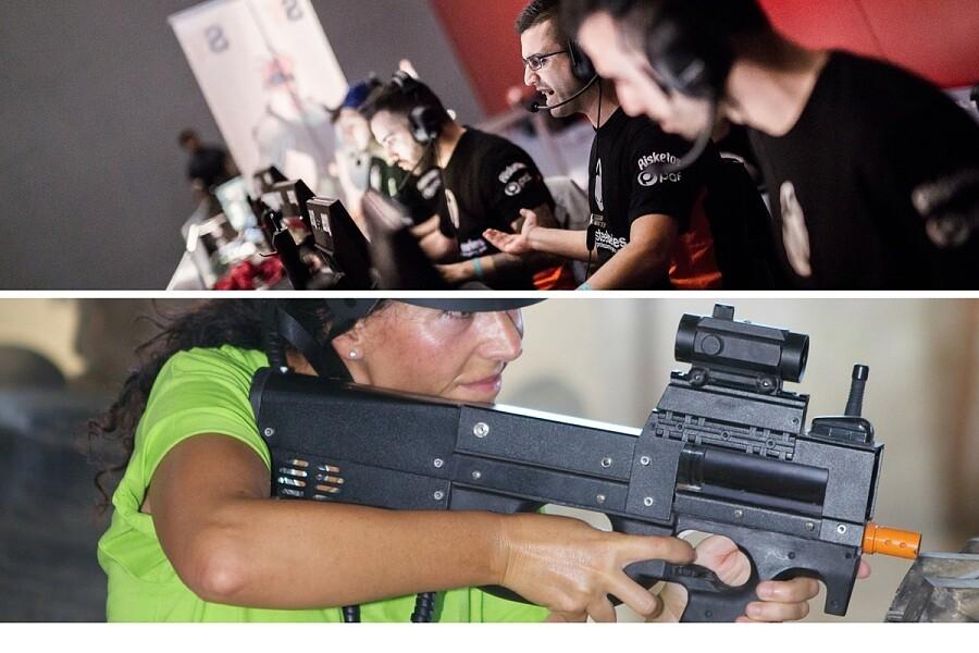 LasercombatparaNota10MadridGamesWeek15eCombat